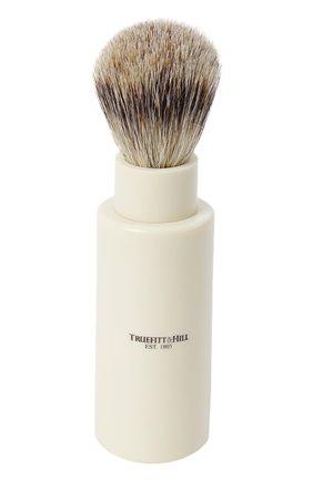 Мужская изогнутый помазок TRUEFITT&HILL бесцветного цвета, арт. 306 | Фото 1
