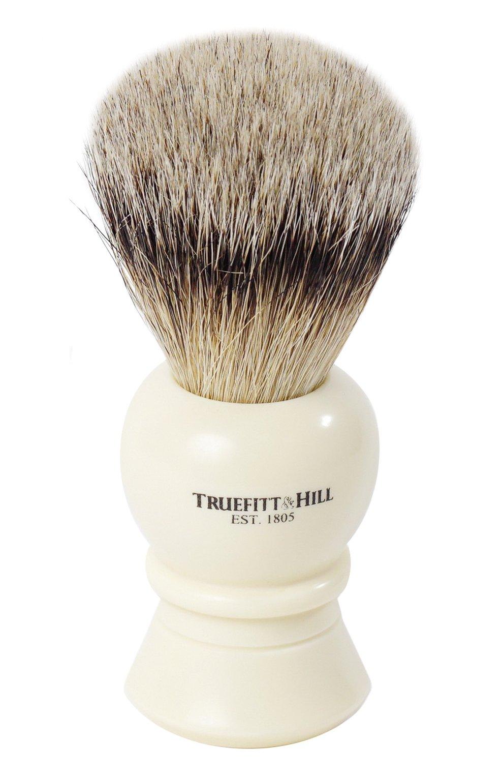 Мужская кисть для бритья regency TRUEFITT&HILL бесцветного цвета, арт. 177   Фото 1 (Статус проверки: Проверена категория)