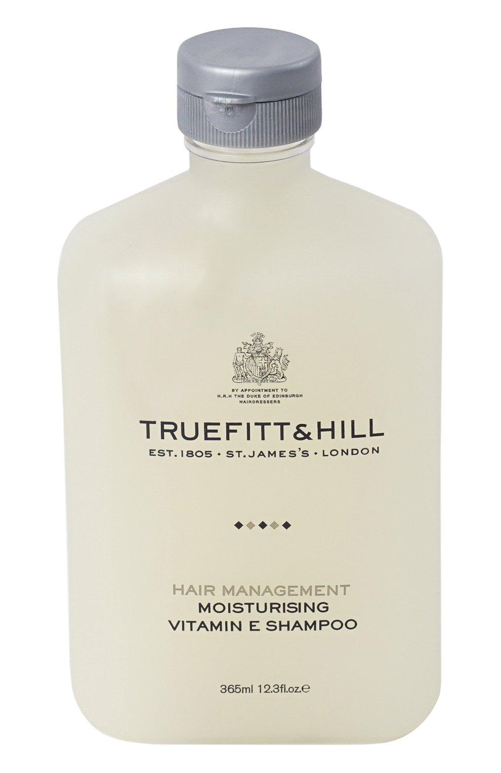 Мужского шампунь питательныйн с витамином е TRUEFITT&HILL бесцветного цвета, арт. 10007 | Фото 1 (Статус проверки: Проверена категория)