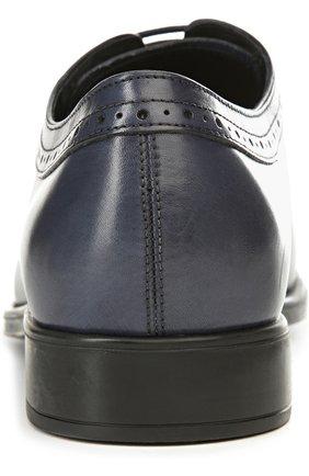 Туфли Tod's темно-синие | Фото №3