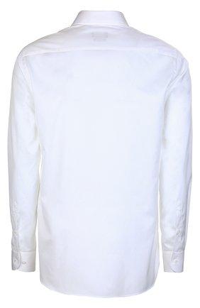Мужская сорочка GIORGIO ARMANI кремвого цвета, арт. TSCMHT/TS10C | Фото 2