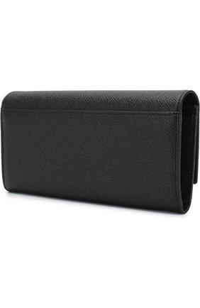 Кожаный кошелек с тиснением Dauphine | Фото №2