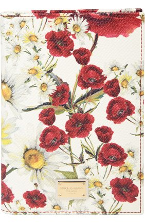 Обложка Dolce & Gabbana красного цвета | Фото №1