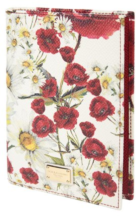 Обложка Dolce & Gabbana красного цвета | Фото №3