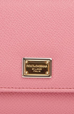 Кожаный кошелек с тиснением Dauphine | Фото №5