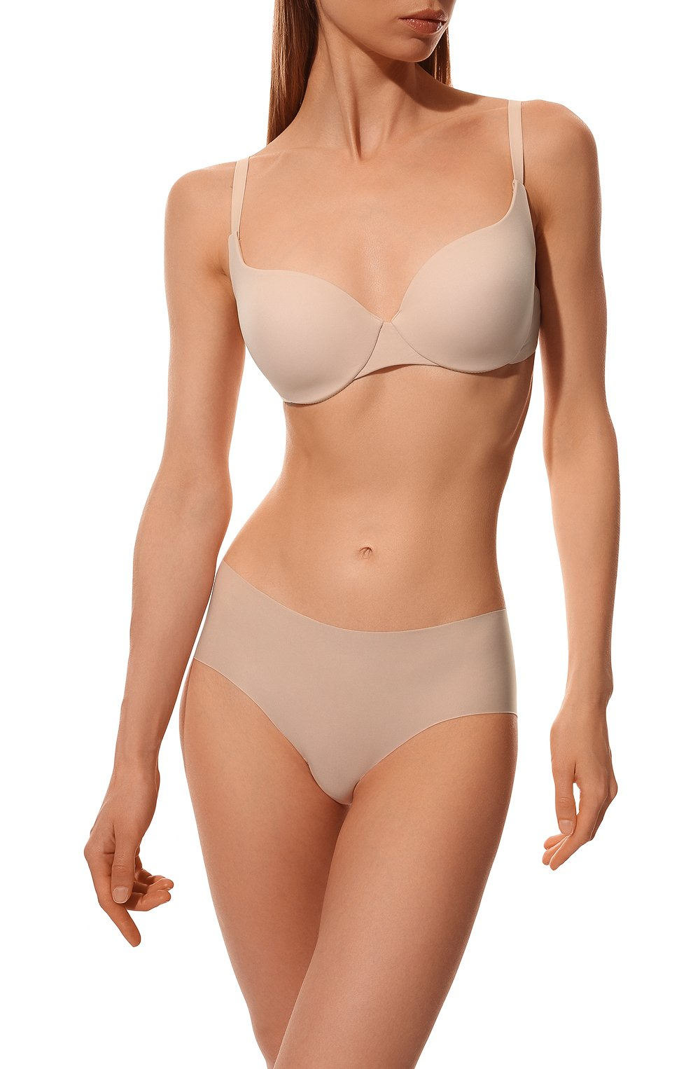 Женские трусы-шорты RITRATTI MILANO розового цвета, арт. 14545   Фото 2