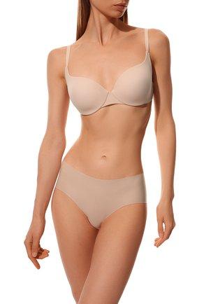 Женские трусы-шорты RITRATTI MILANO розового цвета, арт. 14545 | Фото 2