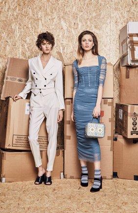 Жилет Dolce & Gabbana белый | Фото №5