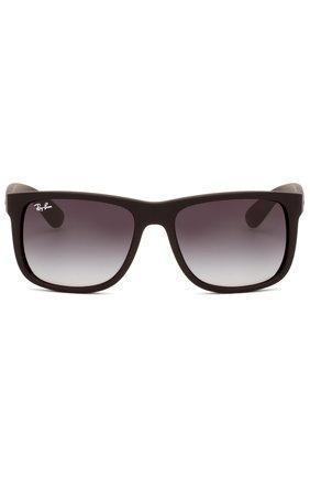 Мужские солнцезащитные очки RAY-BAN черного цвета, арт. 4165-601/8G | Фото 2