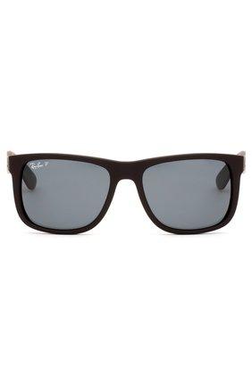 Мужские солнцезащитные очки RAY-BAN черного цвета, арт. 4165-622/2V | Фото 2