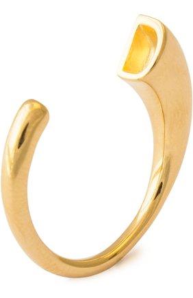 Кольцо Xr золотое | Фото №1