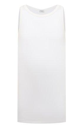 Мужская майка из вискозы ZIMMERLI белого цвета, арт. 700/1340 | Фото 1
