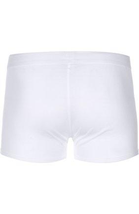 Мужские хлопковые боксеры ZIMMERLI белого цвета, арт. 220/595 | Фото 2