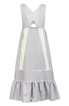 Платье Thakoon серое | Фото №1