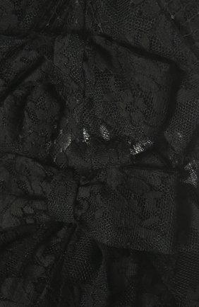 Кружевное платье-бюстье с пышной юбкой   Фото №3