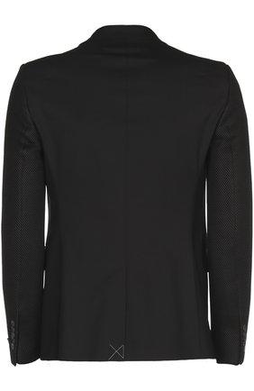 Пиджак Les Hommes черный | Фото №1