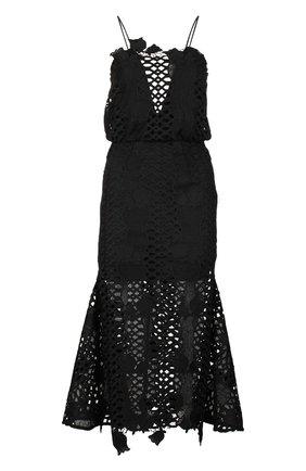 Платье Alice McCall черное | Фото №1