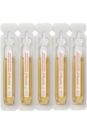 Интенсивная сыворотка для лечения кожи головы, 10 ампул J.F. Lazartigue | Фото №1