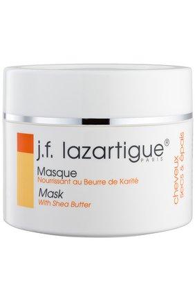 Маска-крем питательная с маслом ши (карите) J.F. Lazartigue | Фото №1