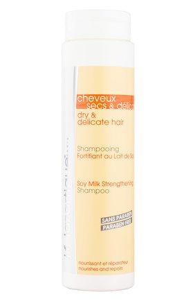 Укрепляющий шампунь с соевым молочком для сухих и тонких волос J.F. Lazartigue | Фото №1