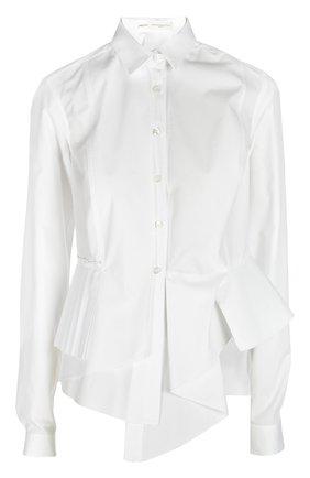 Женская блуза Aquilano Rimondi, цвет белый, арт. 11-029 TE0610 в ЦУМ | Фото №1