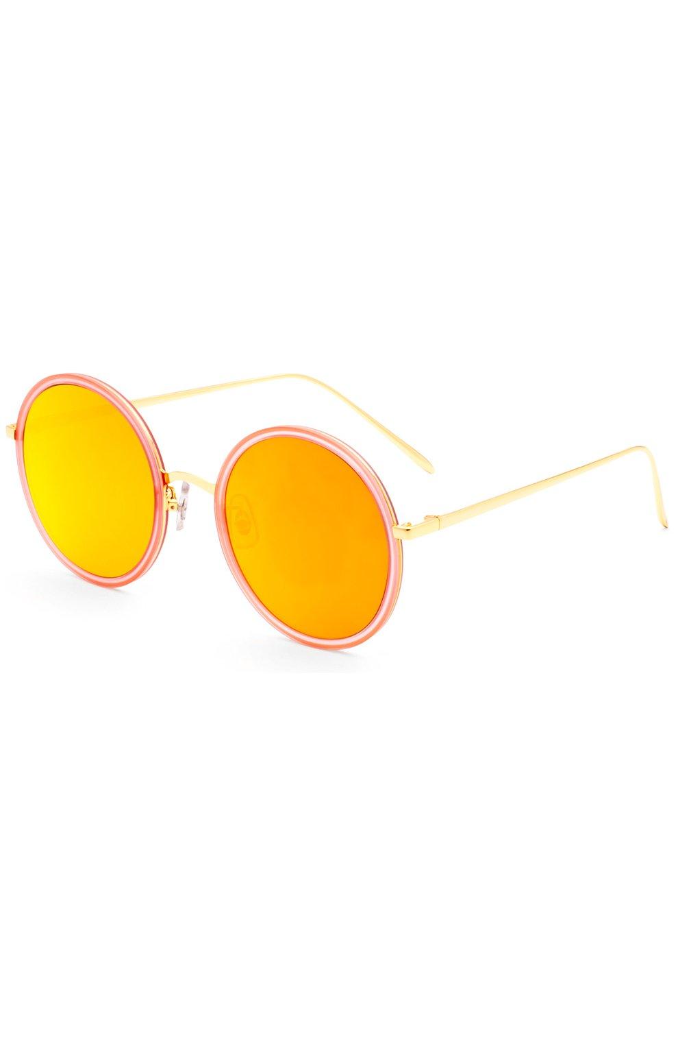 Женские очки солнцезащитные GENTLE MONSTER оранжевого цвета, арт. G0LD FISH 2 P1(M) | Фото 2