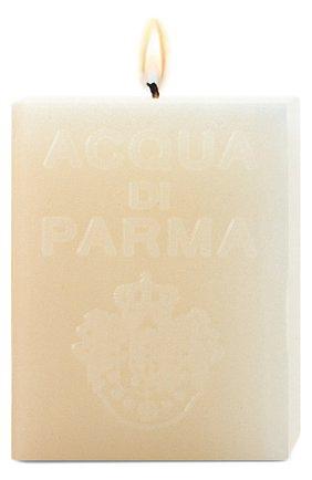 Кубическая свеча с ароматом гвоздики | Фото №1