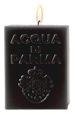 Мужская кубическая свеча с ароматом амбры ACQUA DI PARMA бесцветного цвета, арт. 421ADP | Фото 1