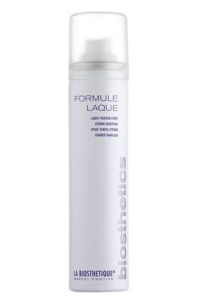 Лак для волос экстрасильной фиксации Formule Laque | Фото №1