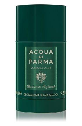 Мужской дезодорант-стик colonia club ACQUA DI PARMA бесцветного цвета, арт. 26021 | Фото 1