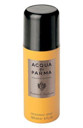 Мужской парфюмированный дезодорант colonia intensa ACQUA DI PARMA бесцветного цвета, арт. 21022 | Фото 1