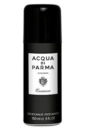 Мужской дезодорант-спрей colonia essenza ACQUA DI PARMA бесцветного цвета, арт. 22023 | Фото 1