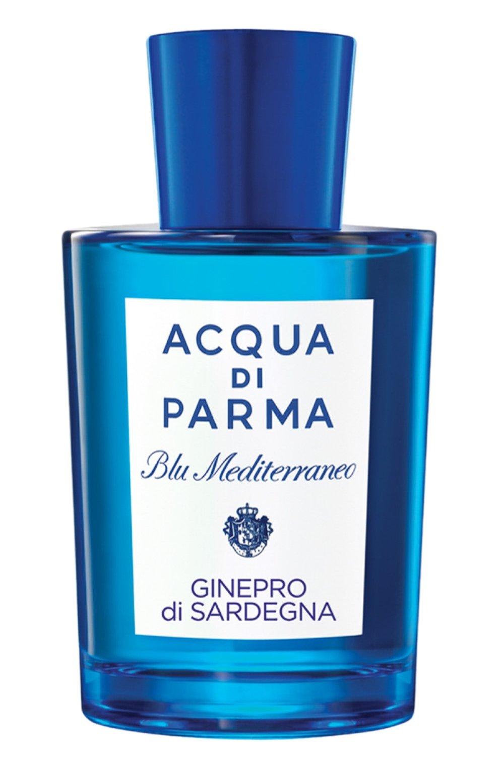 Женский туалетная вода ginepro di sardegna ACQUA DI PARMA бесцветного цвета, арт. 57015ADP | Фото 1