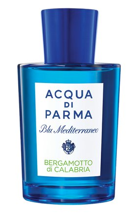 Женский туалетная вода bergamotto di calabria ACQUA DI PARMA бесцветного цвета, арт. 57009 | Фото 1