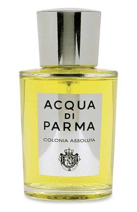 Женский одеколон colonia assoluta ACQUA DI PARMA бесцветного цвета, арт. 20002 | Фото 1
