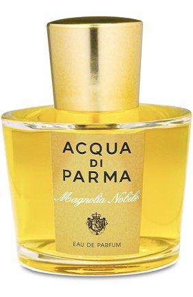 Женский парфюмерная вода magnolia nobile ACQUA DI PARMA бесцветного цвета, арт. 47001 | Фото 1