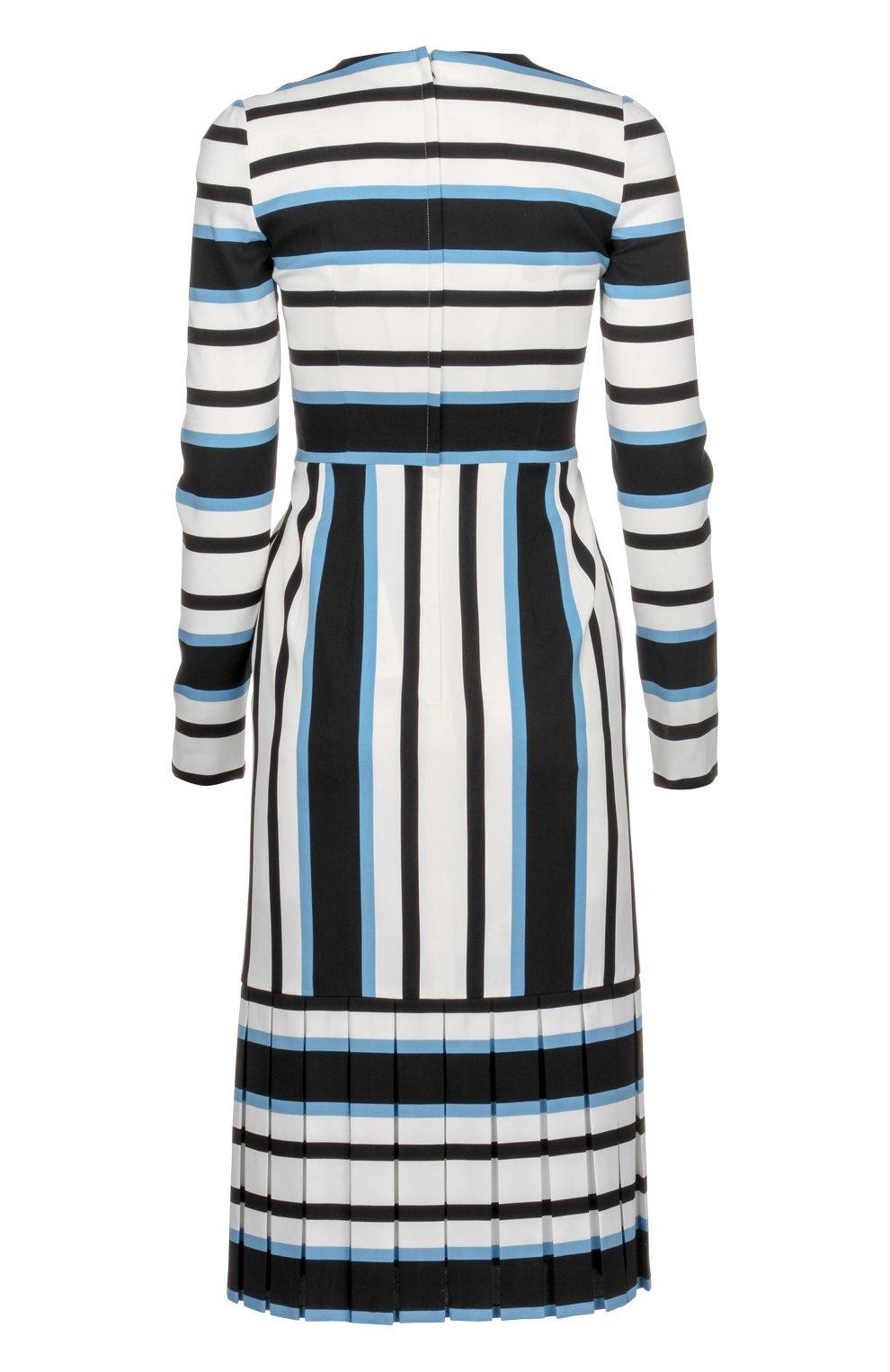 Платье Dolce & Gabbana синее | Фото №2