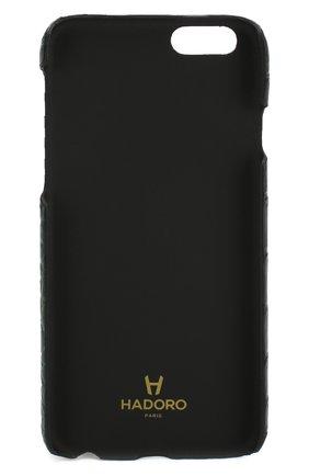 Чехол для iPhone 6/6S из кожи аллигатора Hadoro #color# | Фото №1