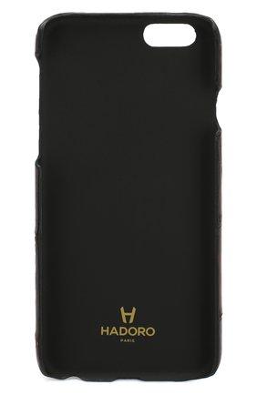 Чехолдля iPhone 6/6S из кожи аллигатора Hadoro #color# | Фото №1