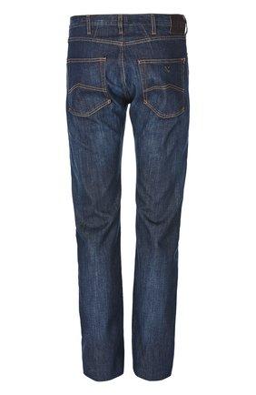 Джинсы Armani Jeans темно-синие | Фото №1