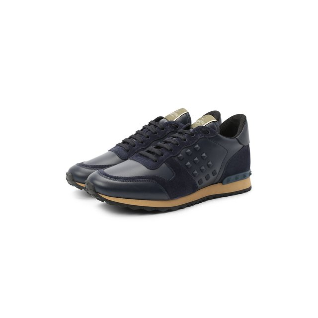 Кожаные кроссовки Valentino Garavani Rockrunner Valentino — Кожаные кроссовки Valentino Garavani Rockrunner