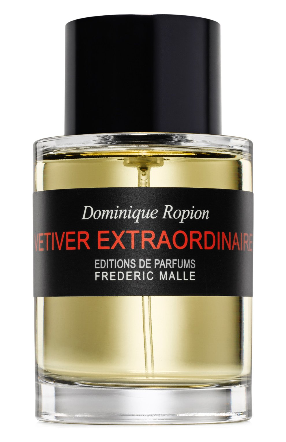 Мужской парфюмерная вода vetiver extraordinaire FREDERIC MALLE бесцветного цвета, арт. 3700135001114 | Фото 1