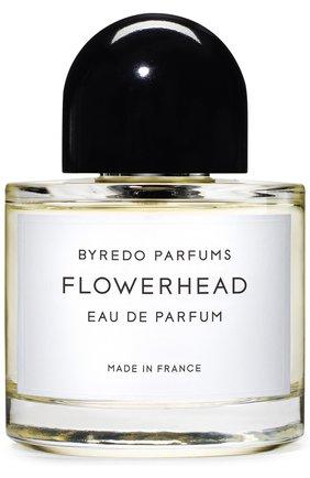 Парфюмерная вода flowerhead BYREDO бесцветного цвета, арт. BR100030   Фото 1