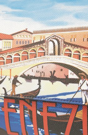Сумка Sicily medium с принтом   Фото №6