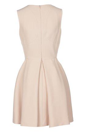 Приталенное платье без рукавов   Фото №2