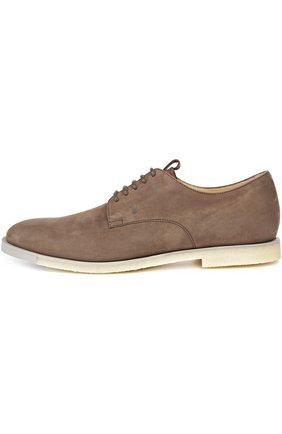 Туфли Tod's коричневые   Фото №1