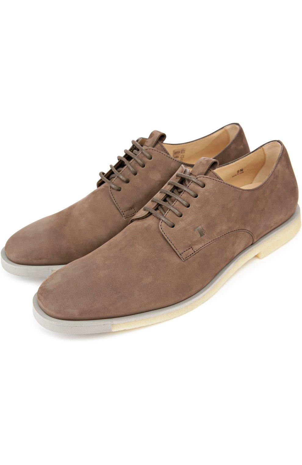 Туфли Tod's коричневые   Фото №2