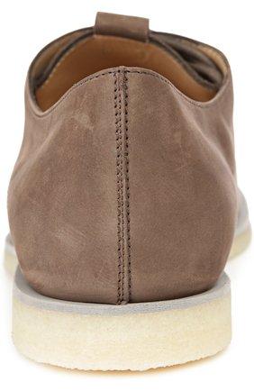 Туфли Tod's коричневые   Фото №3