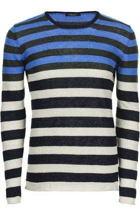 Вязаный пуловер   Фото №1