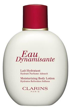 Увлажняющее молочко для тела Eau Dynamisante Clarins   Фото №1